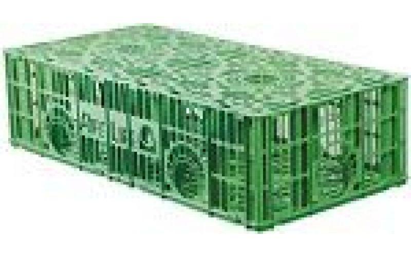 Stormbox infiltrācijas kasete 206L Pipelife L1200 x H300 x W600 mm, lietus ūdeņiem