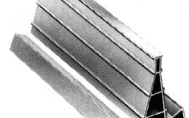 Betonēšanas vadula grīdām, plastmasas 4cmX3m