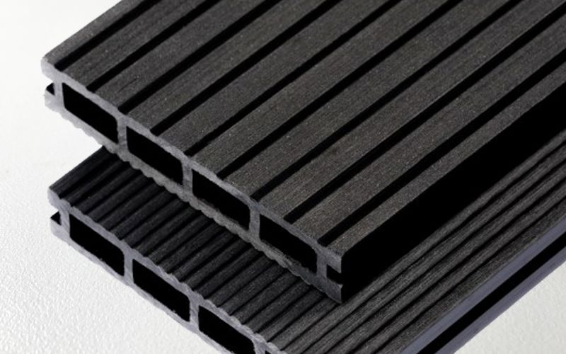Terrace boards, Black