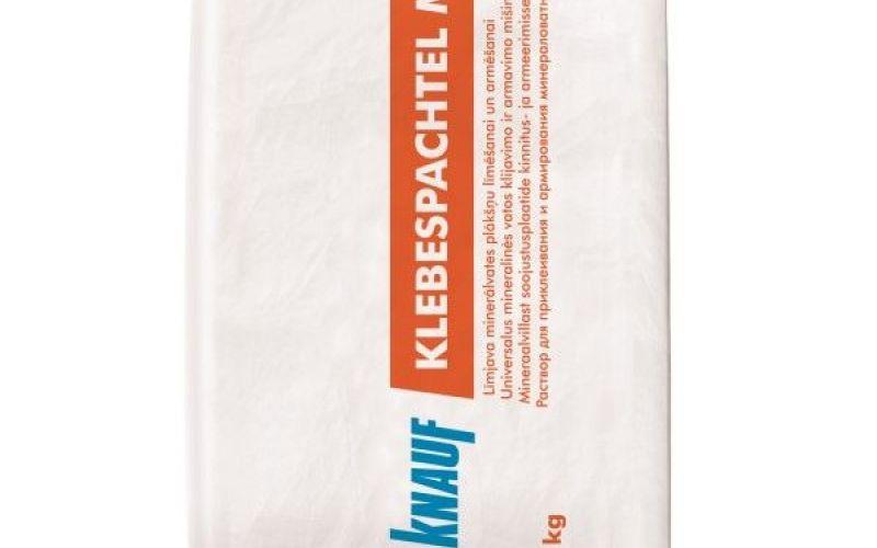 Knauf Klebespachtel M . Клеящий и армирующий раствор для выты