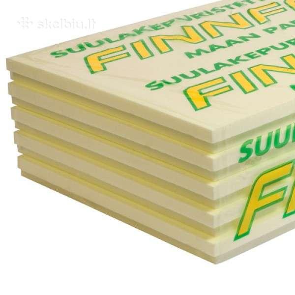 FINNFOAM FL-300 ekstrudētais putupolistirols (pusspunde)
