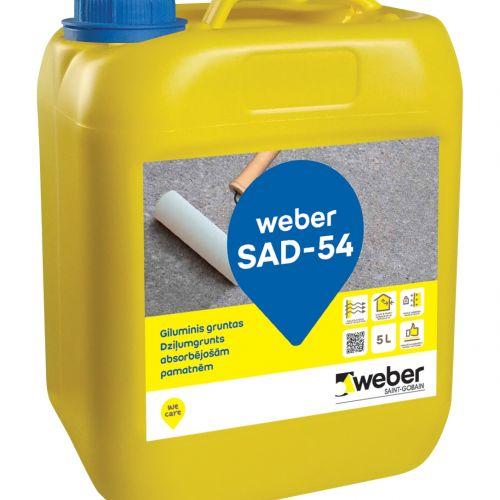 WEBER (Vetonit) SAD-54 universāla grunts 20L