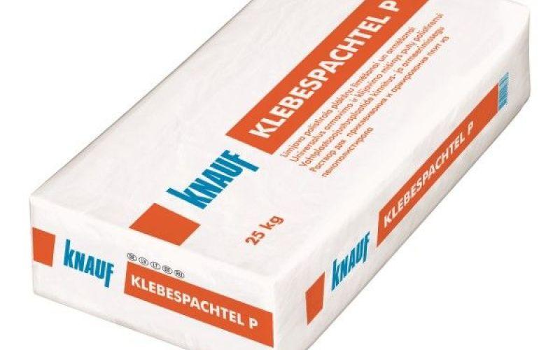 Klebespachtel P līmjava Knauf 25kg