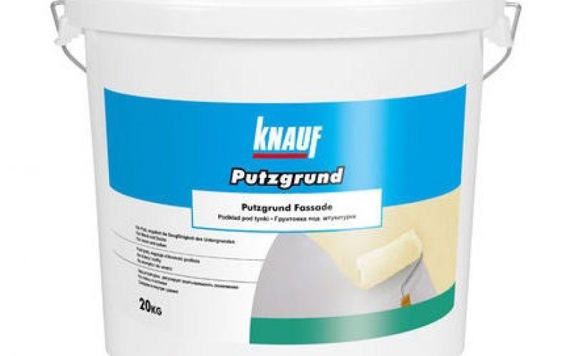 Knauf Грунт Putzgrund 20kg