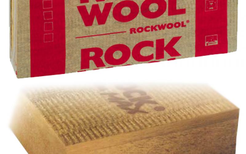 Rockwool Frontrock S (Fasrock) 20мм, в упаковке 4.8м2