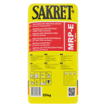 SAKRET MRP-E 2mm decorative finish (ķirmis),25kg