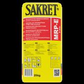 Sakret MRP-E decorative plaster (cottage cheese / ķirmis)