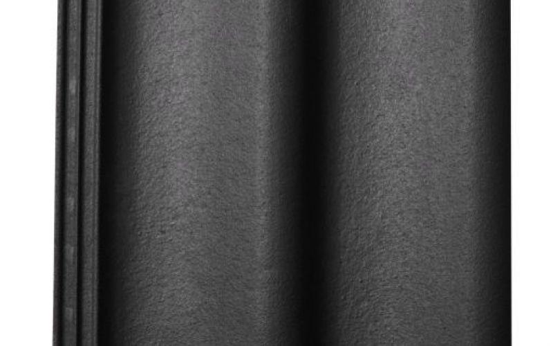 Monier Zanda polar, rindu dakstiņš, melns