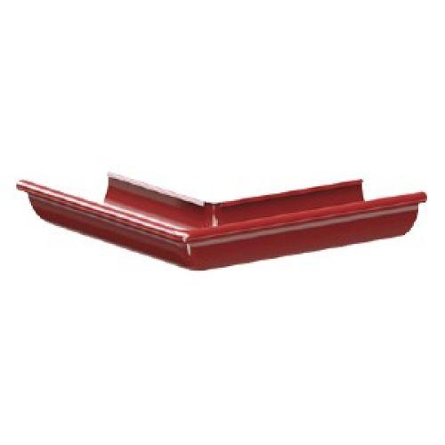 09. Teknes stūris Struga ārējais 135°, apaļš 125mm