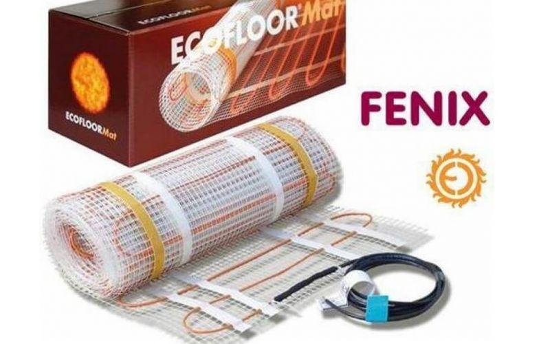 Apsildes paklājs LDTS, 810W, 5.1m² 0,5x10.2m FENIX