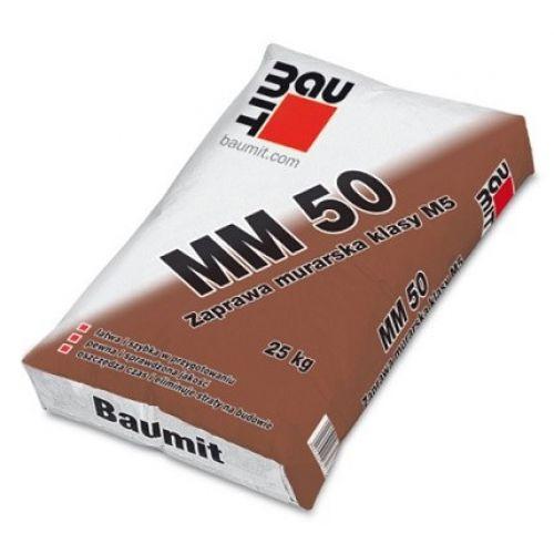 BAUMIT MM 50 mūrjava 25kg