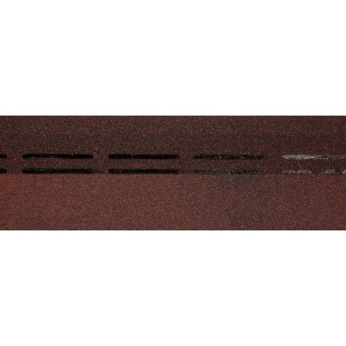 Docke kores / karnīzes šindeļi, 22gb sarkans