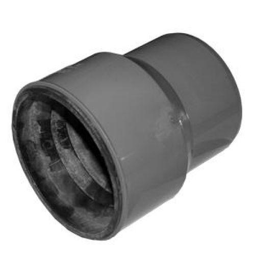 kanalizācijas pāreja uz čuguna cauruli Ø 110 mm