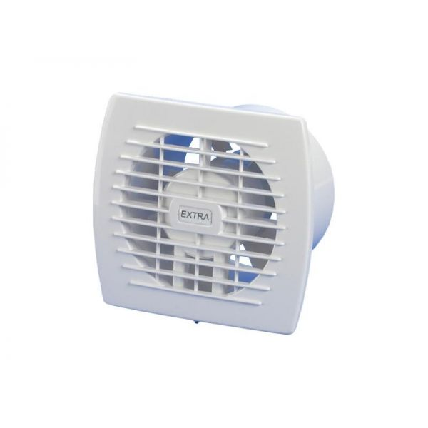 Ventilators ar taimeri
