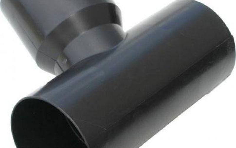 Pipelife drenāžas trejgabals 75°, Ø128/92mm