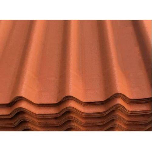 Onduline bitumena viļņotā jumta loksne EASYFIX ceramic