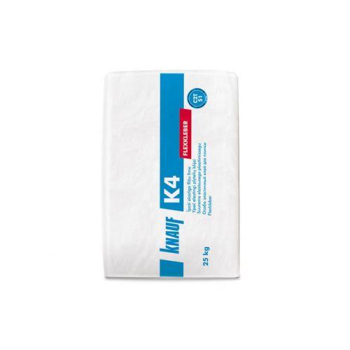 KNAUF K4 īpaši elastīga flīžu līme Flexkleber 25kg
