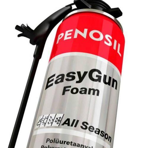 Penosil EasyGun Foam All Season Montāžas putas universālās ar trubiņu 750ml