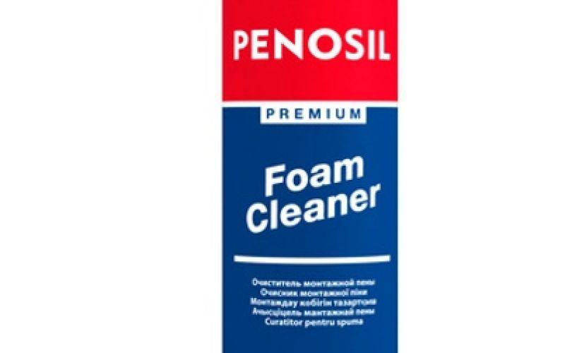 Penosil PU-Foam cleaner putu pistoļu tīrītājs 500ml
