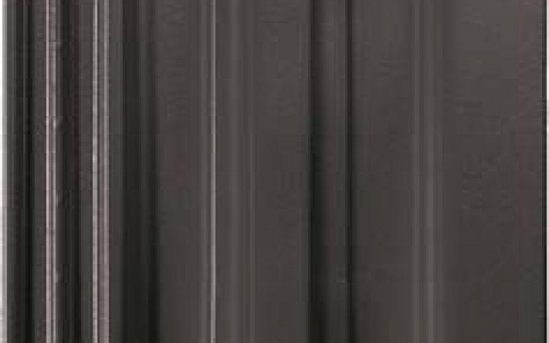 Monier Granat 13V, rindu dakstiņš, angobets, melns