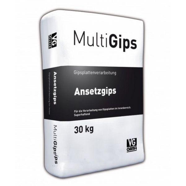 MultiGips Ansetzgips 30kg