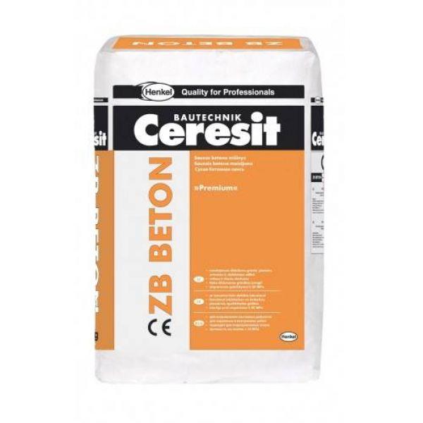 Ceresit sausā betona java