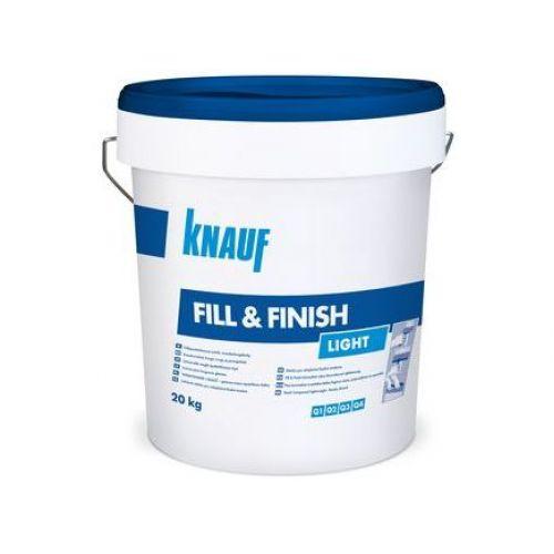 Sheetrock gatavā vieglā špaktele 20kg (zils)