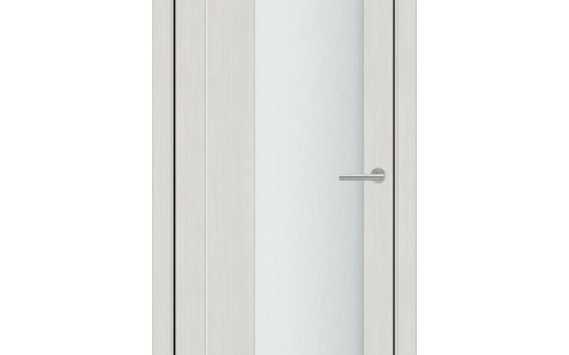 Durvis ALEKSA SV Balināts ozols 600x2000x36 mm
