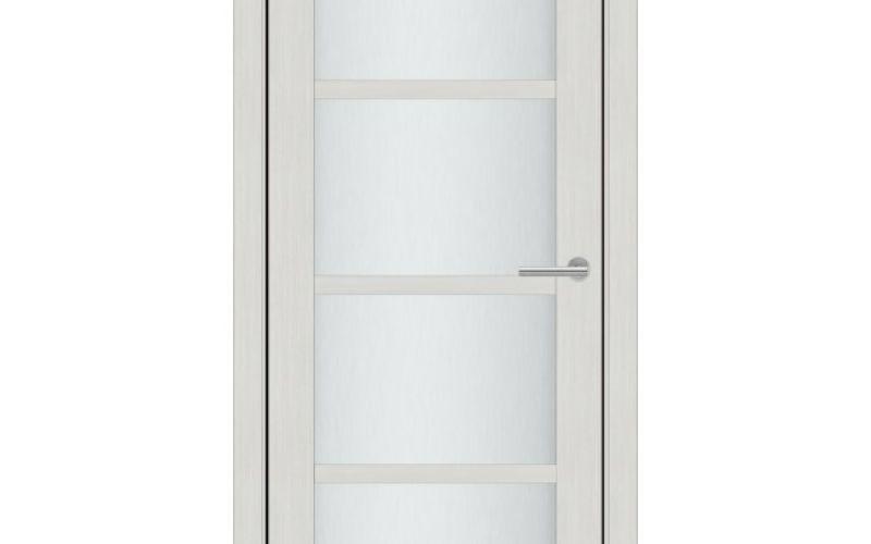 Durvis GOST SV Balināts ozols 600x2000x36 mm