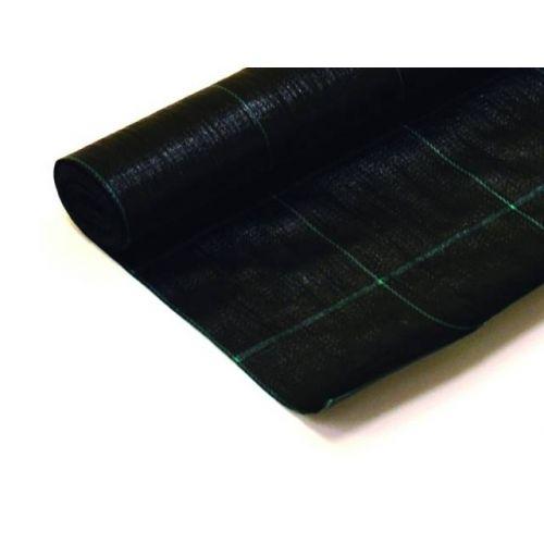 Agroplēve PP Ground Cover 100 melna, 105cm, 26.25m2