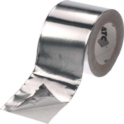ALU-TAPE M1 Pašlīmējošā alumīnija lenta, iekšdarbiem, 50 mm, 50m