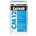 Ceresit CM12 tile adhesive with increased flexibility 25kg