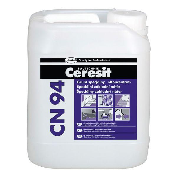 Ceresit grunts CN94 для фасадов