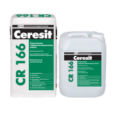 Waterproofing products Ceresit