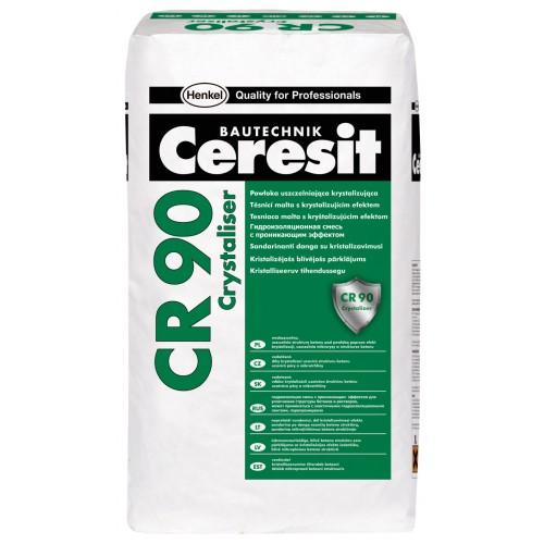 Ceresit CR 90 kristalizējoša blīvējoša java, 25kg