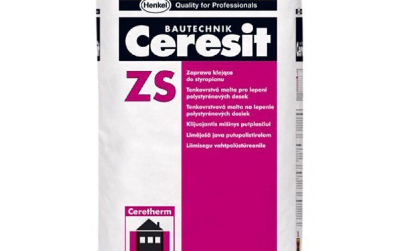 Ceresit ZS Application java putopolstirolam, 25kg