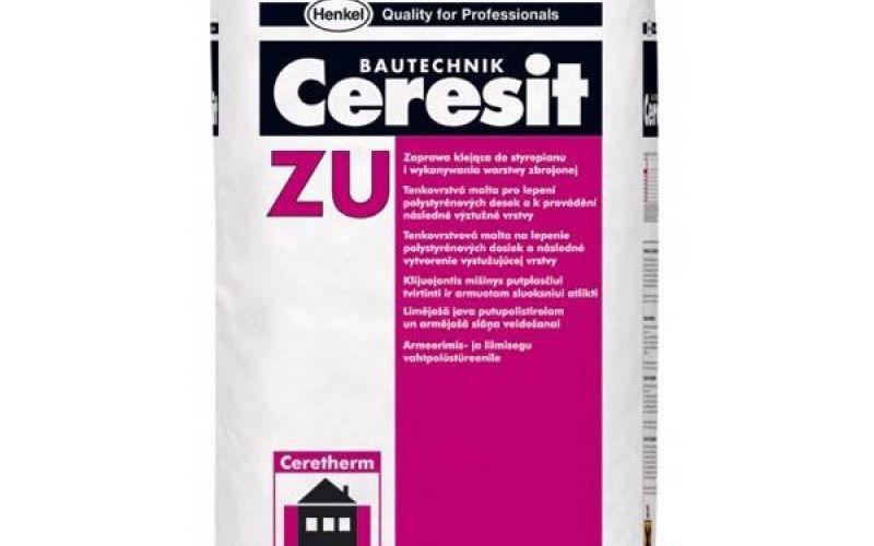 Ceresit ZU Application java the reinforcement of concrete, 25kg