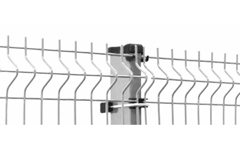 Cinkots 3D žoga panelis 1,53x2,5m, acs 50x200mm, stieple Ø4mm, ražots EU (000563)