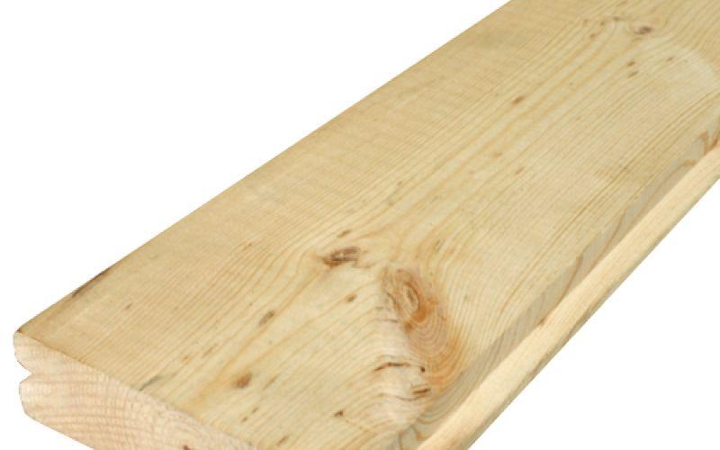 Grīdas dēļi, priede/egle, 30x92mm