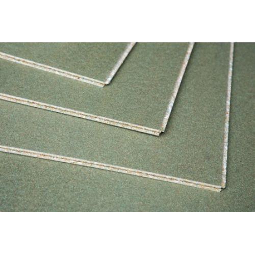 Durelis Floor 610x2440x18mm ar četrpusēju spundi (1.49m2)