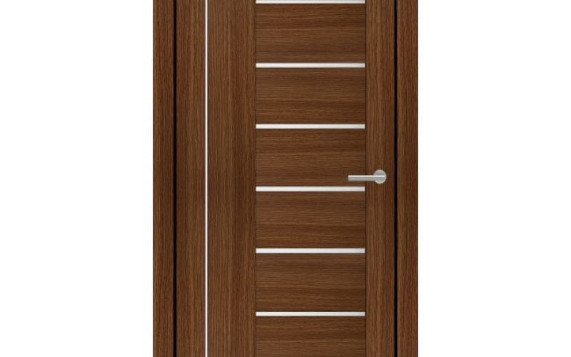 Durvis AGATA SV Tumšais rieksts 600x2000x36 mm