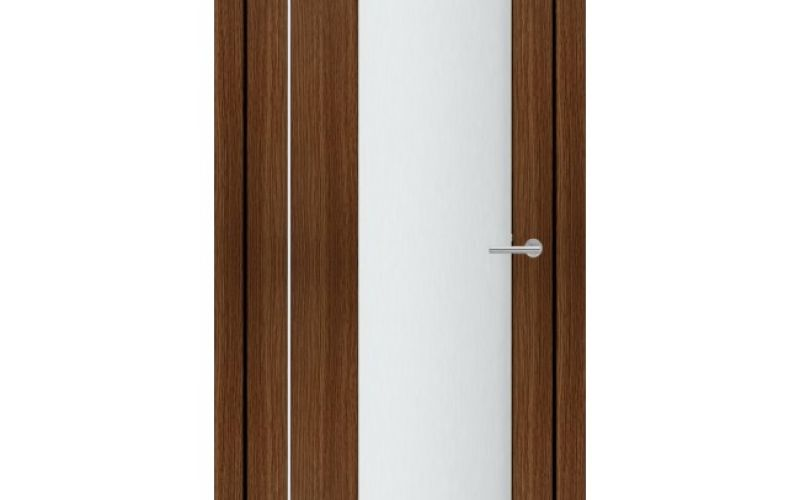 Durvis ALEKSA SV Tumšais rieksts 600x2000x36 mm