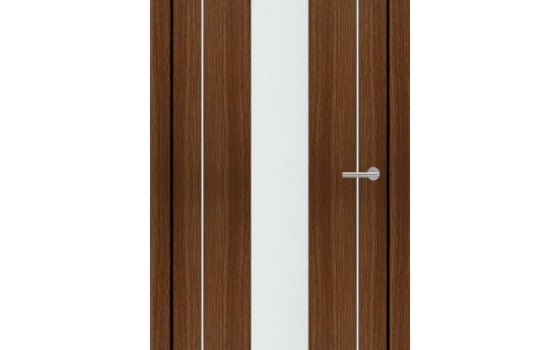 Durvis BERTA SV Tumšais rieksts 600x2000x36 mm