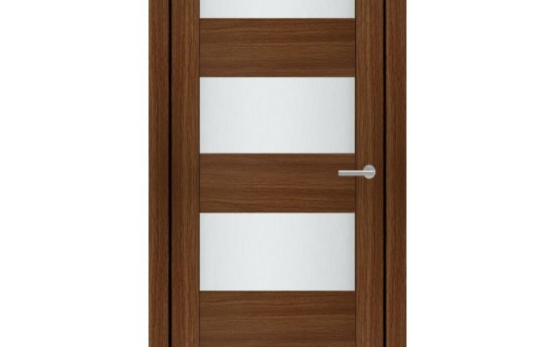 Doors ELEGIJA SV Dark walnut 900x2000x36 mm