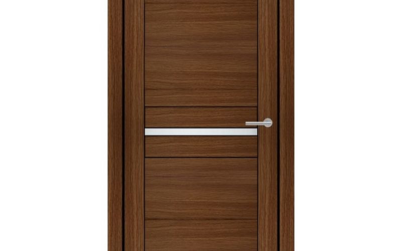 Durvis INTERIO SV Tumšais rieksts 400x2000x36 mm