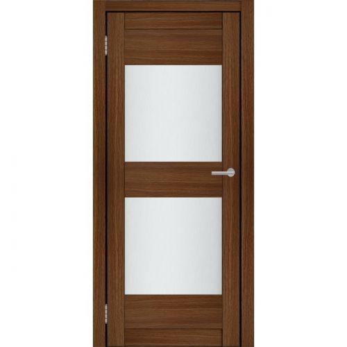 Durvis PAULA SV Tumšais rieksts 400x2000x36 mm