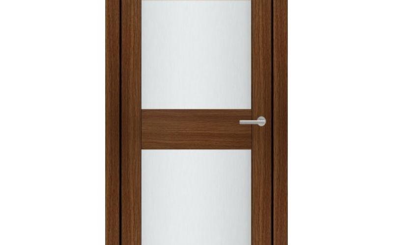 Durvis PAULA SV Tumšais rieksts 900x2000x36 mm