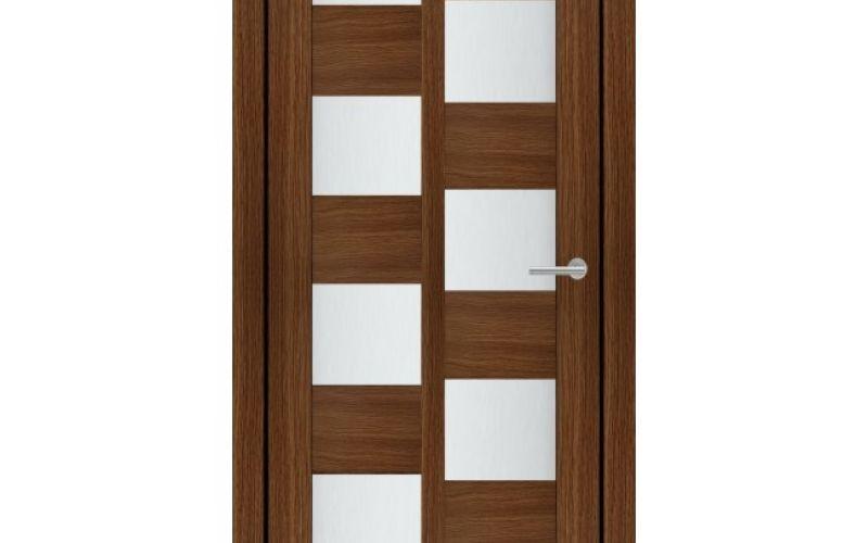 Durvis REBUS SV Tumšais rieksts 900x2000x36 mm