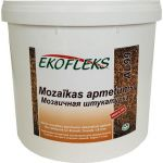 AL99 M-series EKOFLEKS - Mosaic plaster with natural marble 1.8 mm