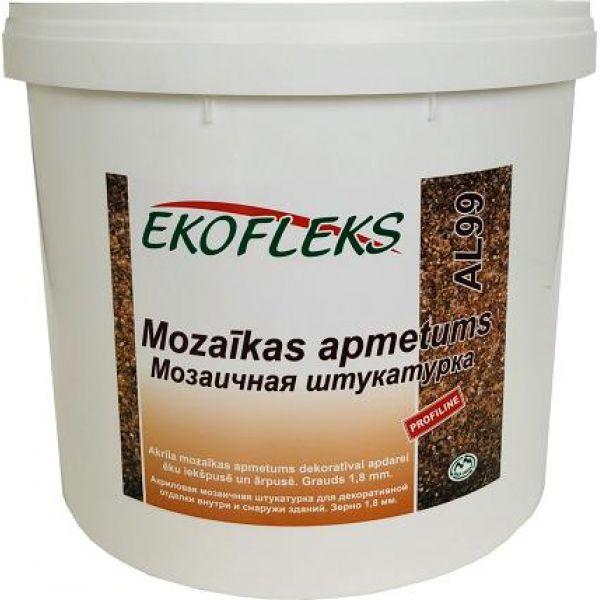 EKOFLEKS - Мозаичная штукатурка